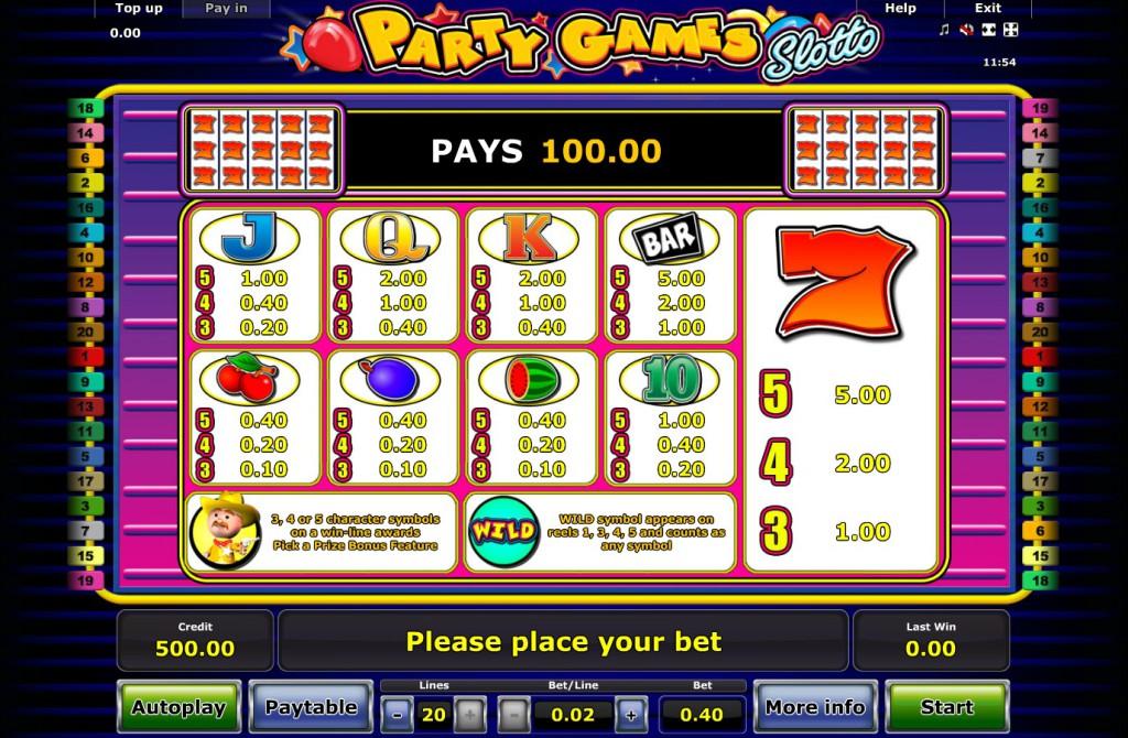 gewinntabelle lotto
