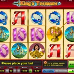King's Treasure Novoline Walzen.jpg
