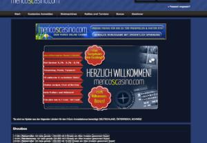 Beispiel für schlechtes Online-Casino