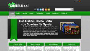 Gamblejoe-Casino-Portal