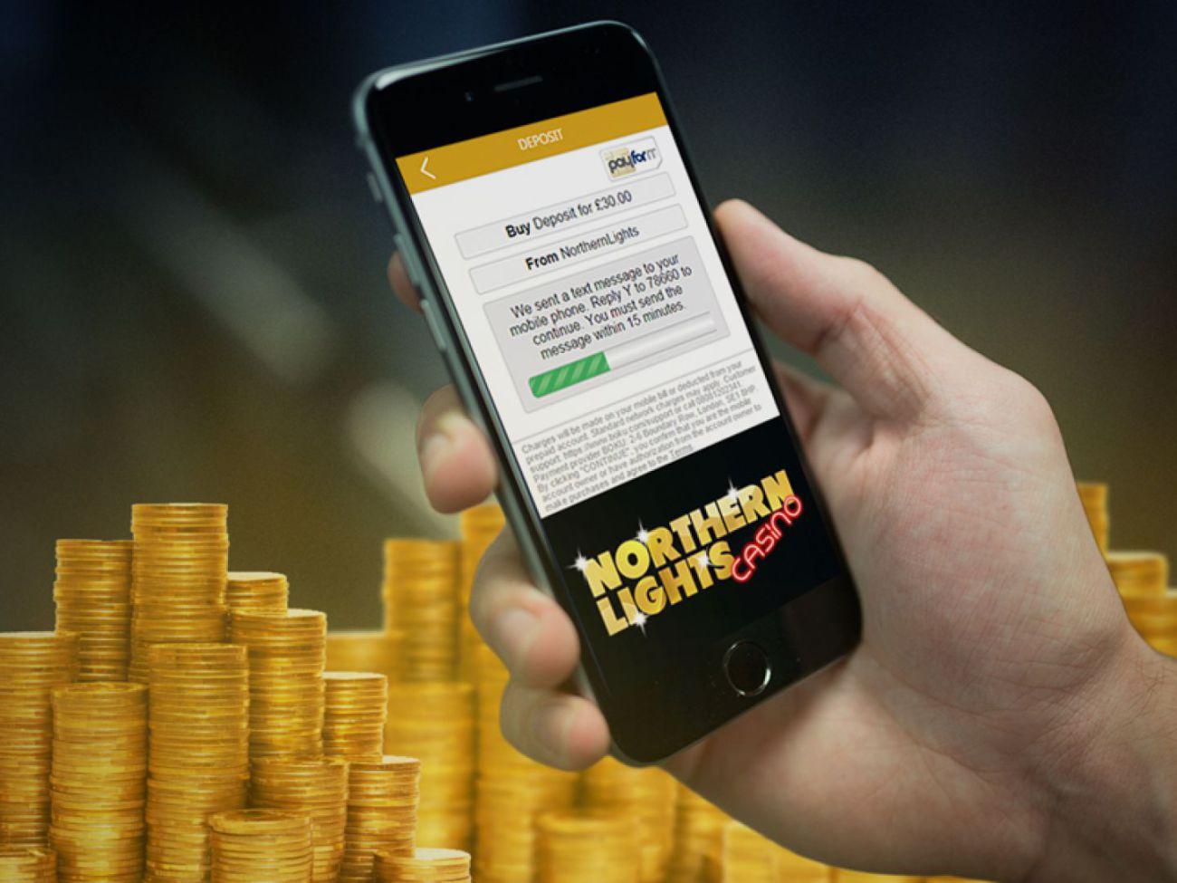 online casino mit handyrechnung aufladen
