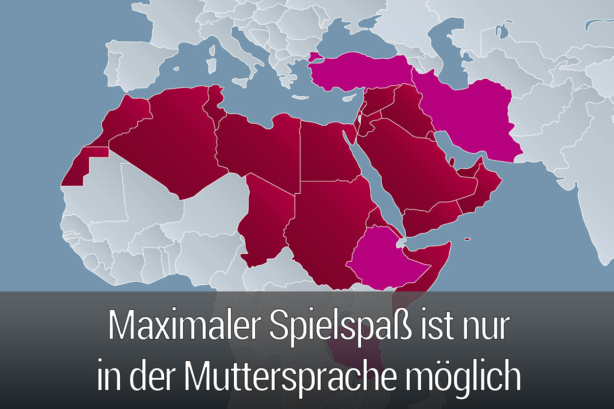 Legale seriöse Casinos für Araber
