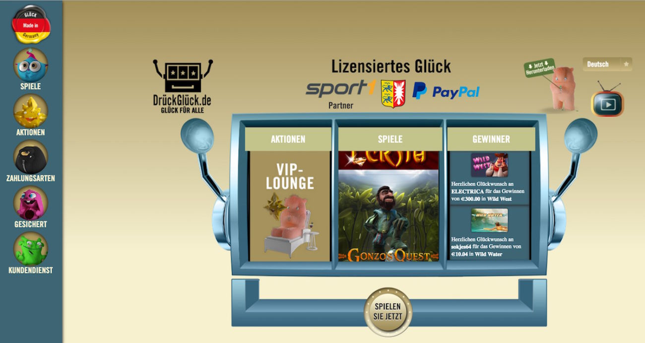 online casino slots online spiele echtgeld