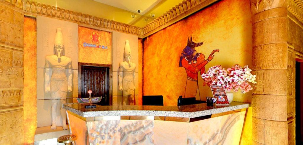 Foyer des Casino auf Ra