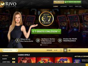 Rivo Casino - Aufstrebender Anbieter mit tollen Bonusangeboten