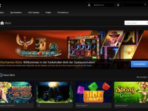 StarGames - Deutschlands bekanntestes NovoLine Casino
