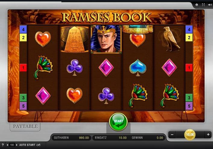 Ramses Book App Bally Wulff