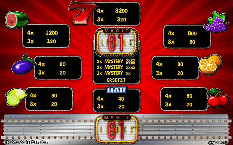 casino online book of ra lines spiel