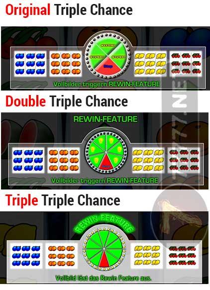 trippel chance