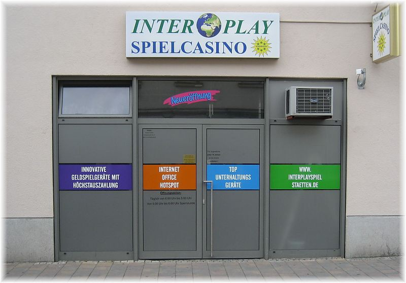 Spielcasino Interplay Ansbach