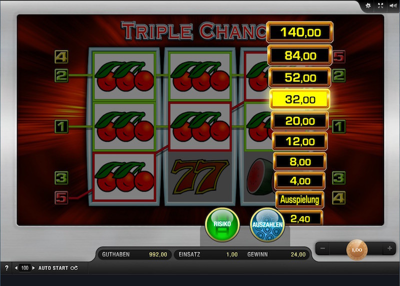 tripple chance