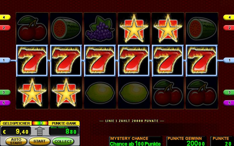 sizzling 6 spielen