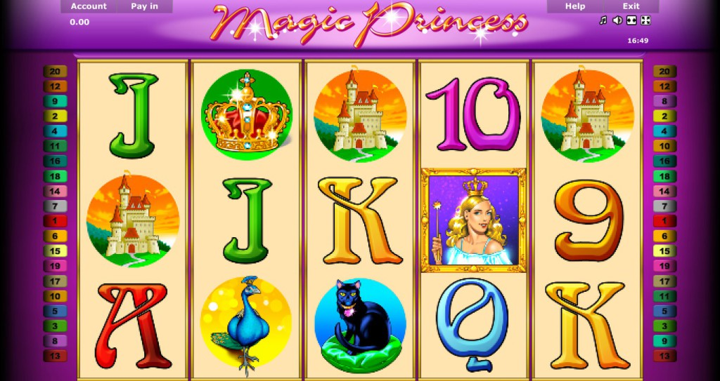 magic princess spielen