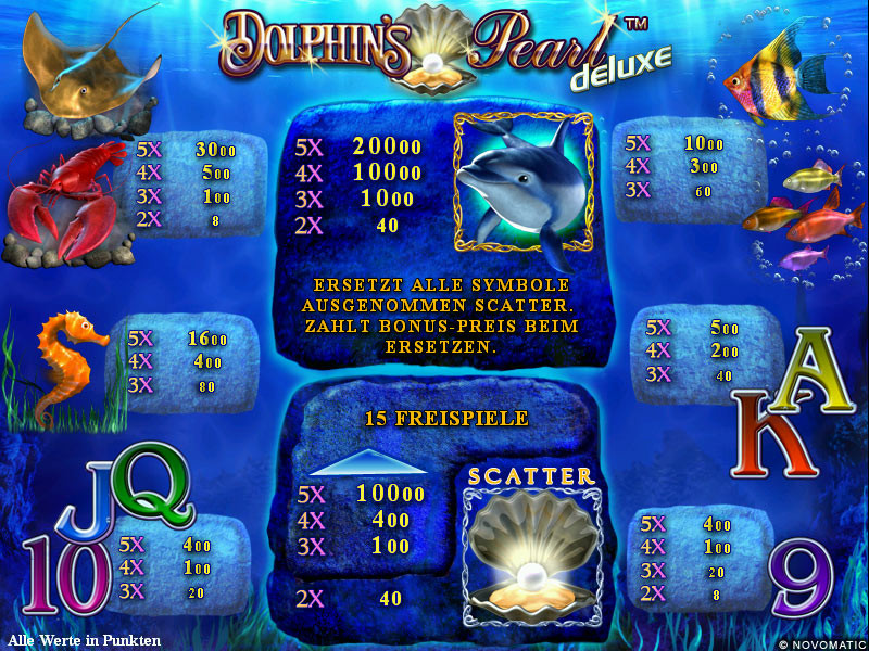 dolphins pearl deluxe spielen
