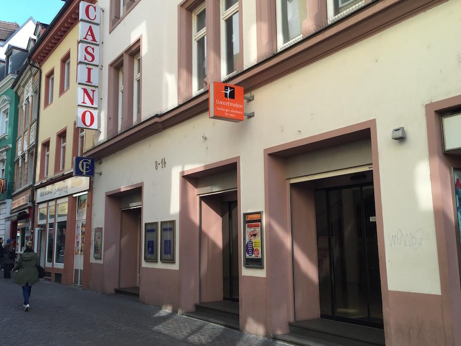 Casino Freiburg Offnungszeiten