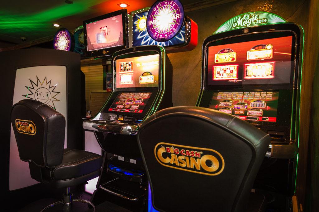 Spielhalle Casino