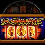 15 Samurai Merkur online kostenlos spielen