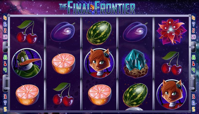 The Final Frontier Merkur