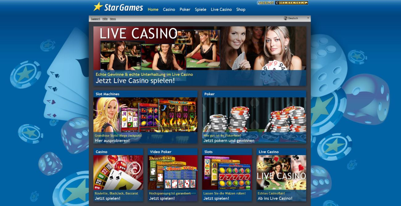 Stargames.Com Erfahrungsberichte
