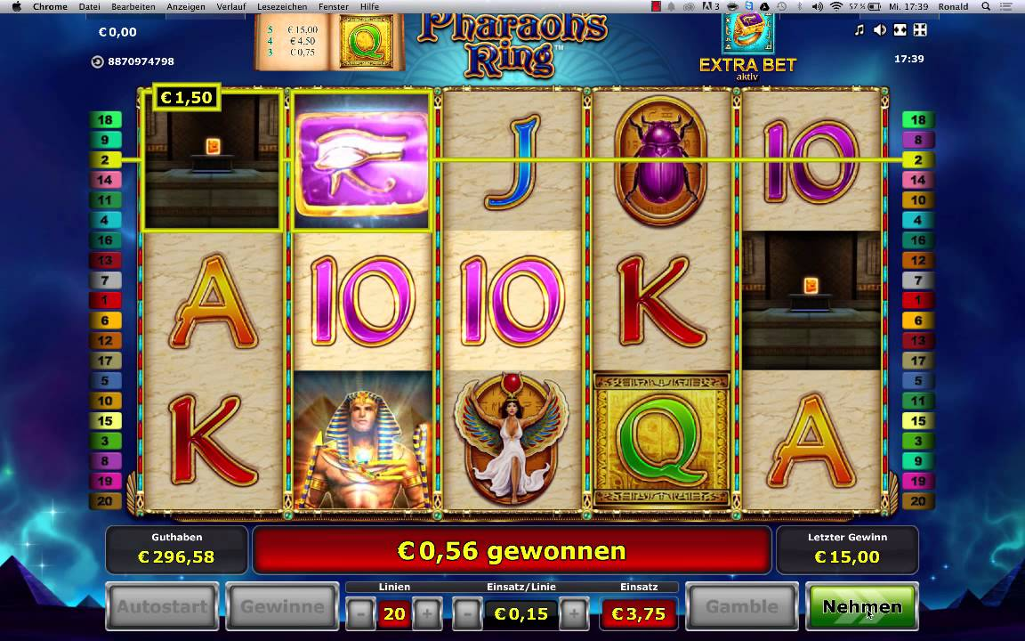 online casino test book of ra 50 euro einsatz
