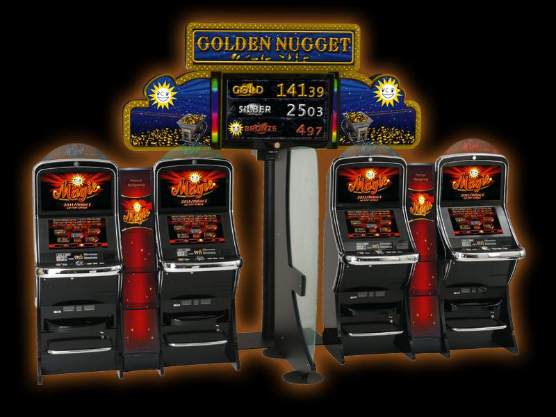 Golden Nugget Merkur Jackpot