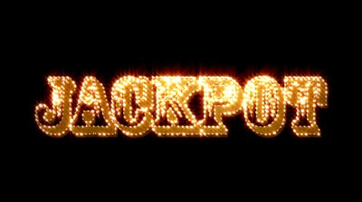 Jackpot-Spielhalle