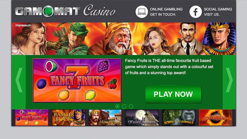 Bally Wulff im Online Casino spielen