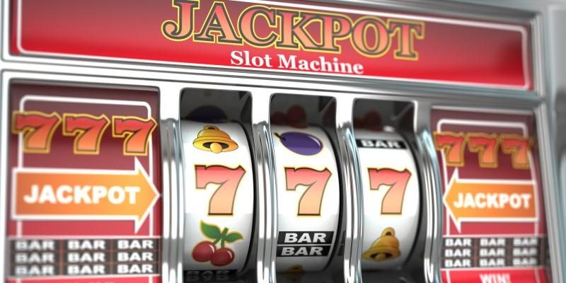 Jackpot Spielautomat