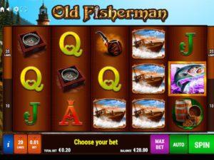 Old Fisherman Online Spielen