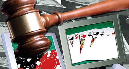 Online-Glücksspiel legal