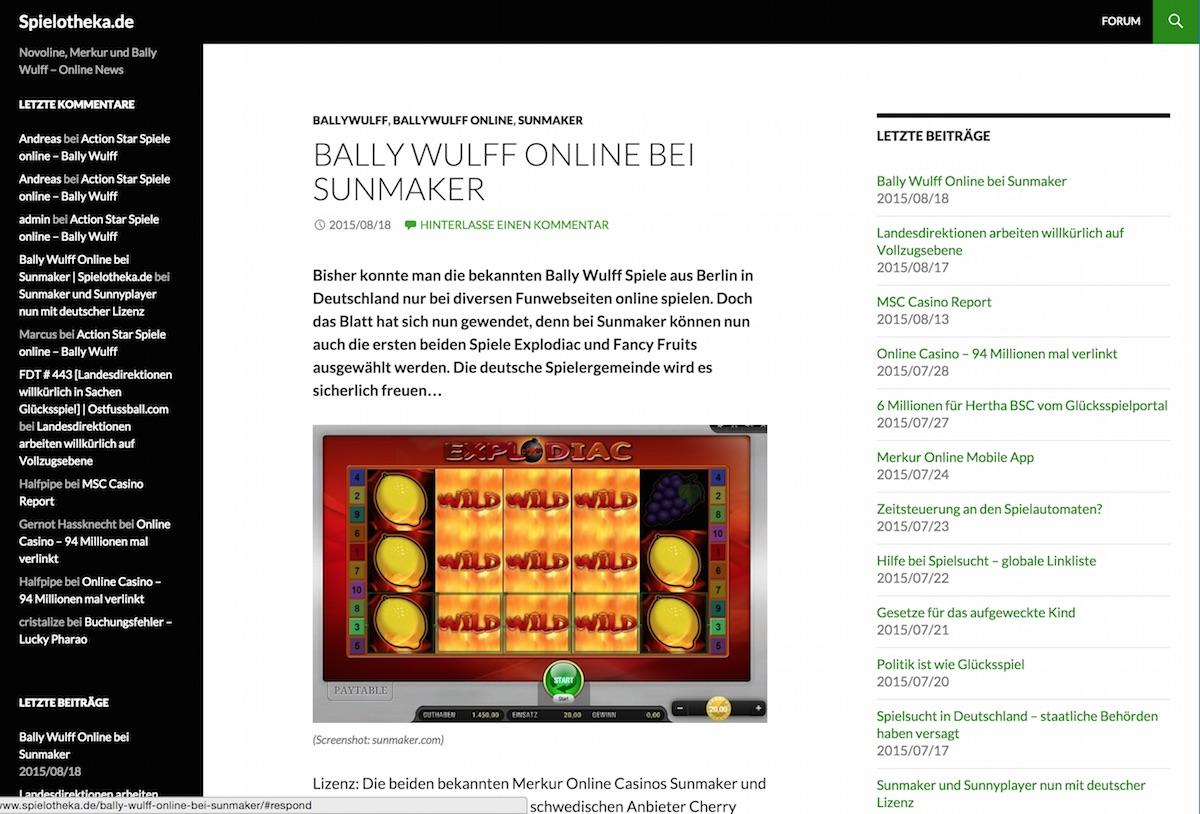 beste online casino forum casino spiel