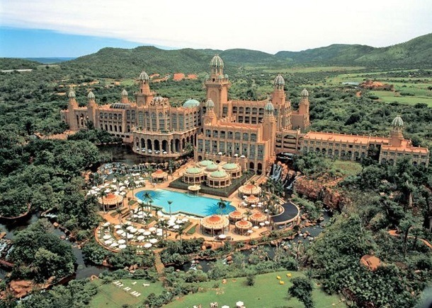 Sun City Resort Casino Rustenberg