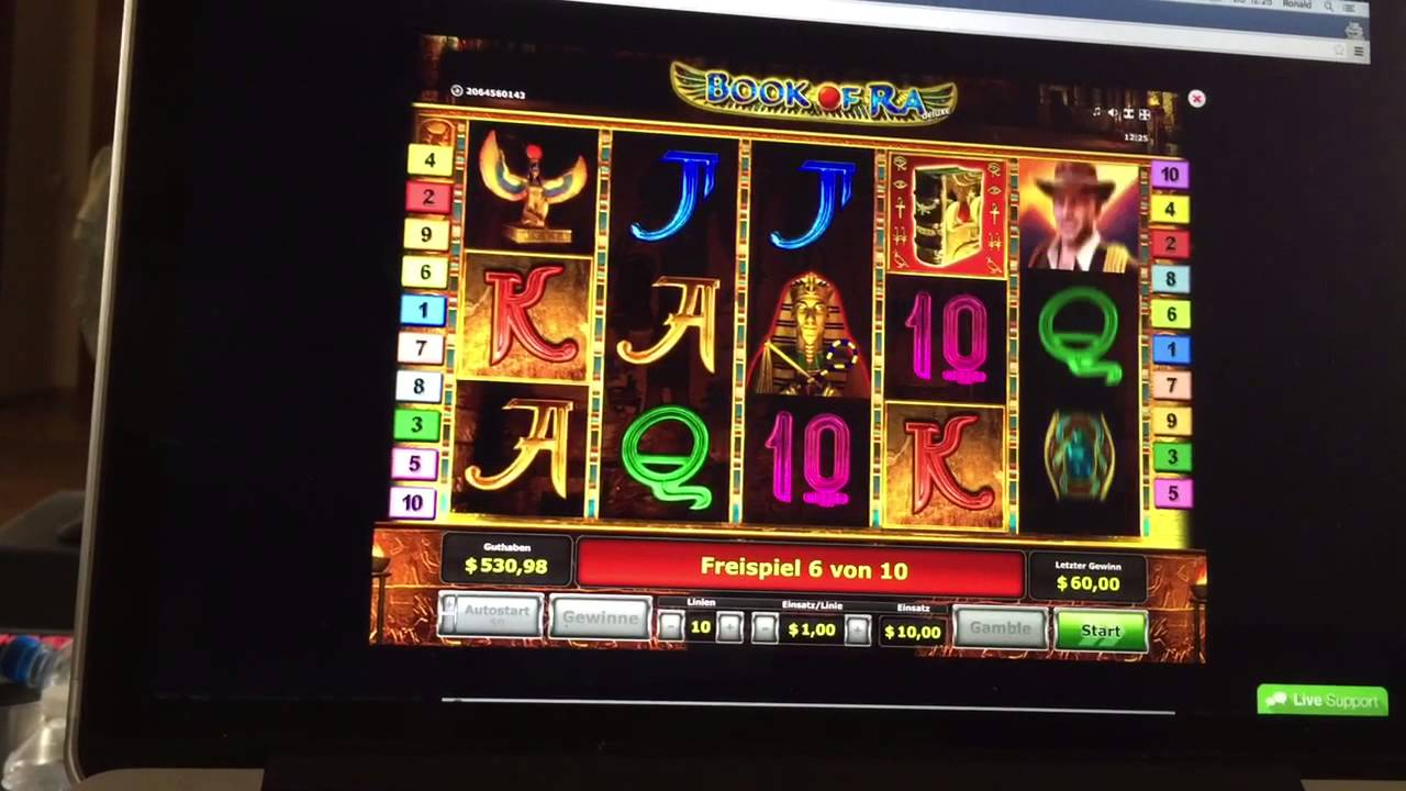 online casino erfahrungen book of ra games