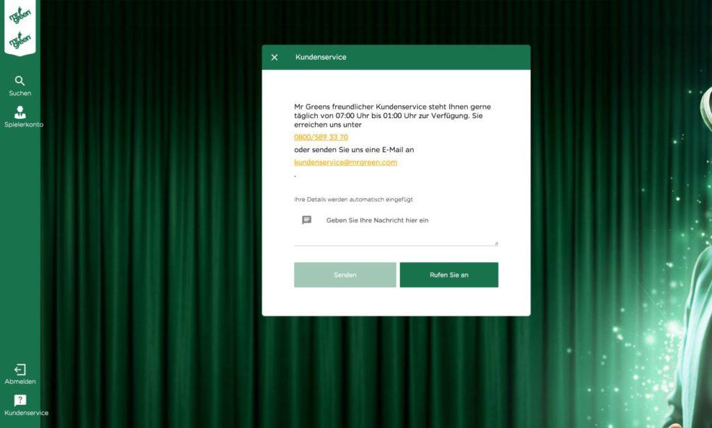 Den deutschsprachigen Support kannst Du sowohl per Telefon, E-Mail, als auch über den Live-Chat erreichen.