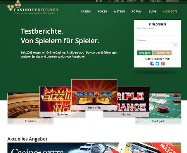casinoverdiener.com