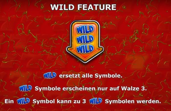 7s Gold Casino Wild Feature