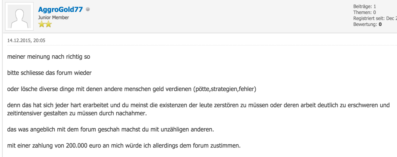 Spielautomatenforum