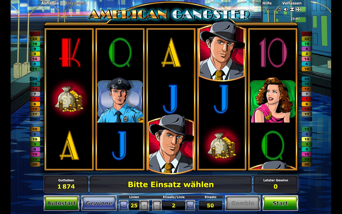 online casino merkur quotes from american gangster