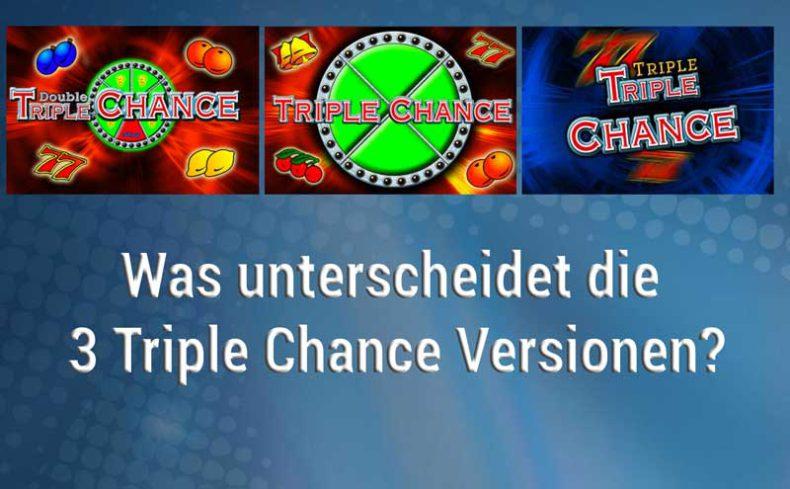 triple chance neue version online spielen