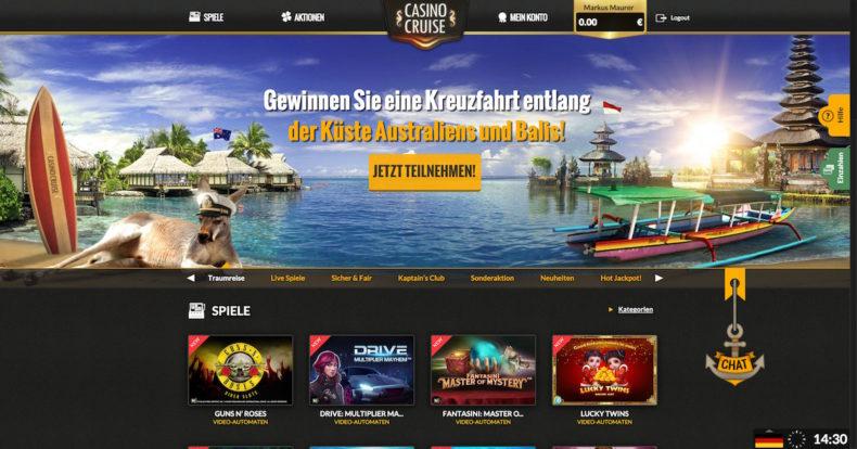 Casino Cruise Testbericht Erfahrungen