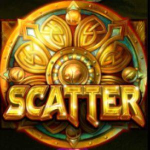 Das Scatter-Symbol verschafft Euch bei 3-maligem Erscheinen 12 Freispiele.