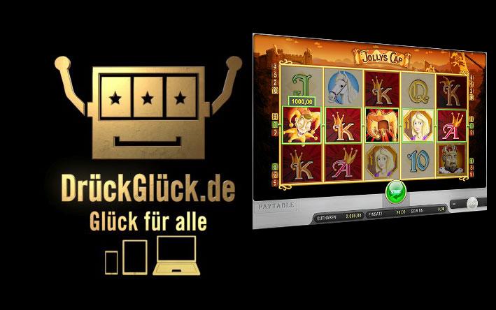 DrueckGlueck Casino Testbericht und Erfahrungen