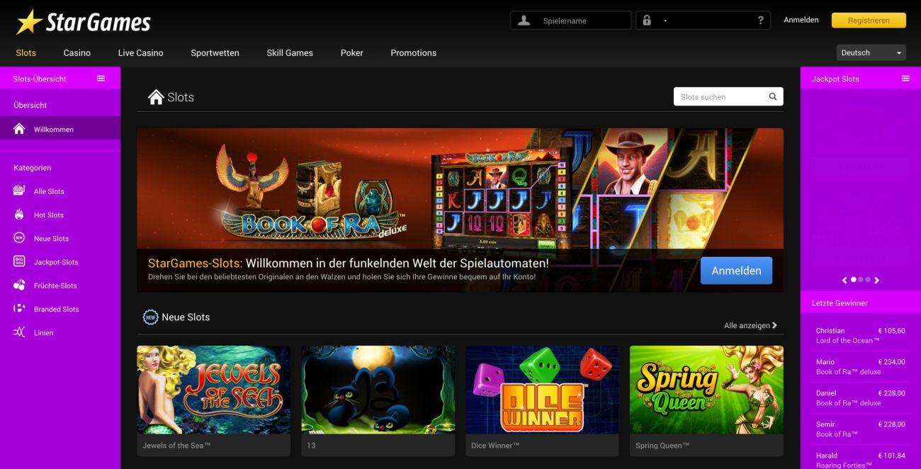 best online casino germany