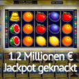 Golden Sevens Jackpot Gewinn