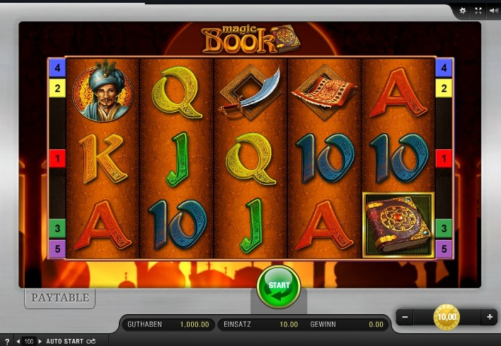 Magic Book App Bally Wulff