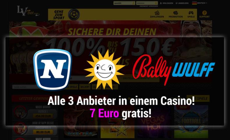 LvBet Casino Bonus