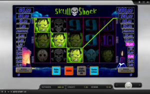 Skull Shock Online Version