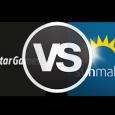 StarGames vs Sunmaker Vergleich - Beide Logos auf einem Bild