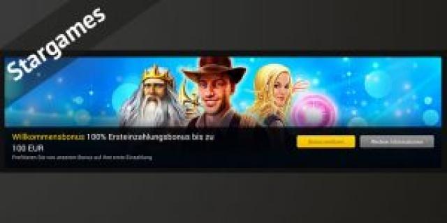 Das Stargames Bonusangebot im Vergleich zu Sunmaker