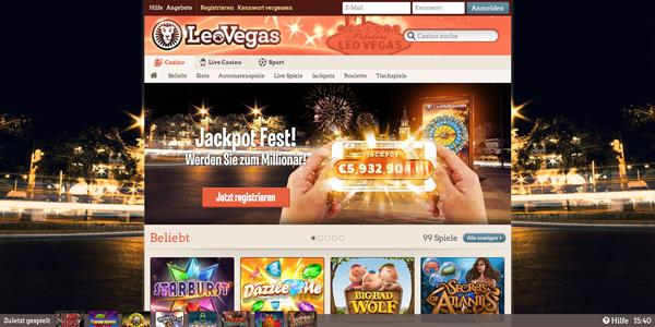On online-kasino laillinen euroopassat